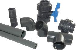 PVC caurules un veidgabali