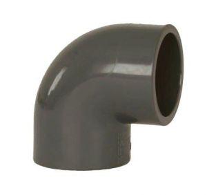 PVC līkums 50 mm - 90°