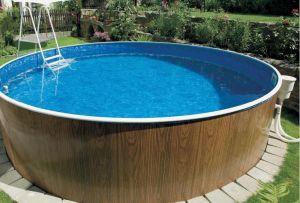 Surface pool (D=3,6m, depth=1,07m)