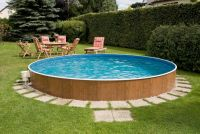 Surface pool (D=4,6m, depth=1,20m) mistry