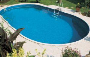 Surface pool (7,3x3,7m, dziļums=1,20m) swirl
