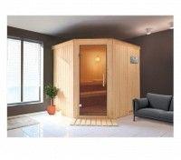 Sauna 1960 x 1700 x 1980 mm