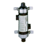 Siltummainis OVB 38kW, AISI 316 max spiediens 1.72 MPa