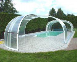 Polycarbonate sliding structures