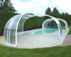 For swimming pools