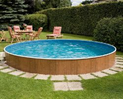Garden, surface pools